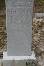 Photo: C.C. (Curry) Canaday is the son of John Milledge Canady and Sarah Ann Howell/ Husband of Ella Thompson