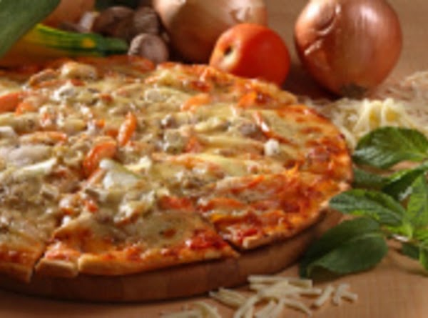 Cheezy Beef Hashbrown Pizza Recipe