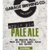 Logo of Garage Apple Pie Pale Ale
