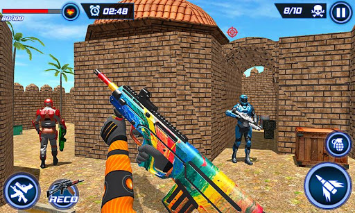 FPS Robot Shooter Strike: Anti-Terrorist Shooting painmod.com screenshots 4