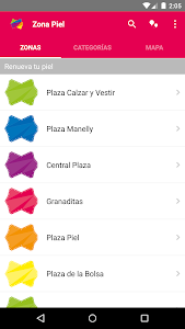 Zona Piel screenshot 1