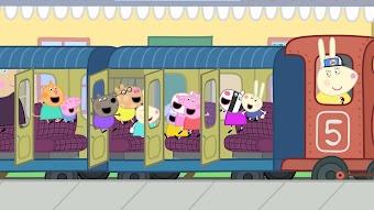 Mr Potato Comes To Town / The Train Ride