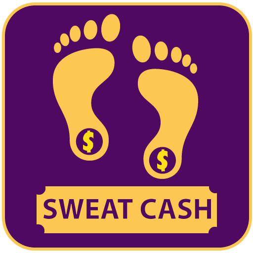 Cash For Sweat - Pedometer