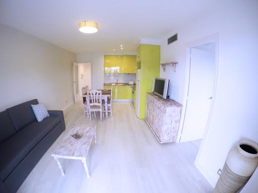 Salón -Apartamentos Priorat