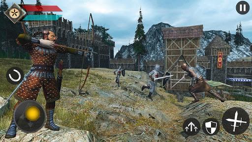 Ertuu011frul Gazi Game 2020:Real Mount & Blade Fight 1.0.7 screenshots 1