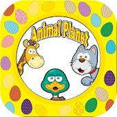 Toddlers Animals World