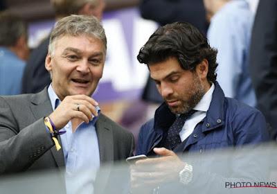 Mehdi Bayat évoque la possibilité d'un nouveau stade à Charleroi et de l'éventuelle arrivée d'investisseurs