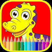 Tải Dinosaur Coloring APK