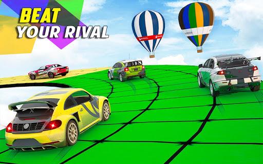Extreme City GT Cars: Mega Ramp Racing Missions  captures d'écran 2