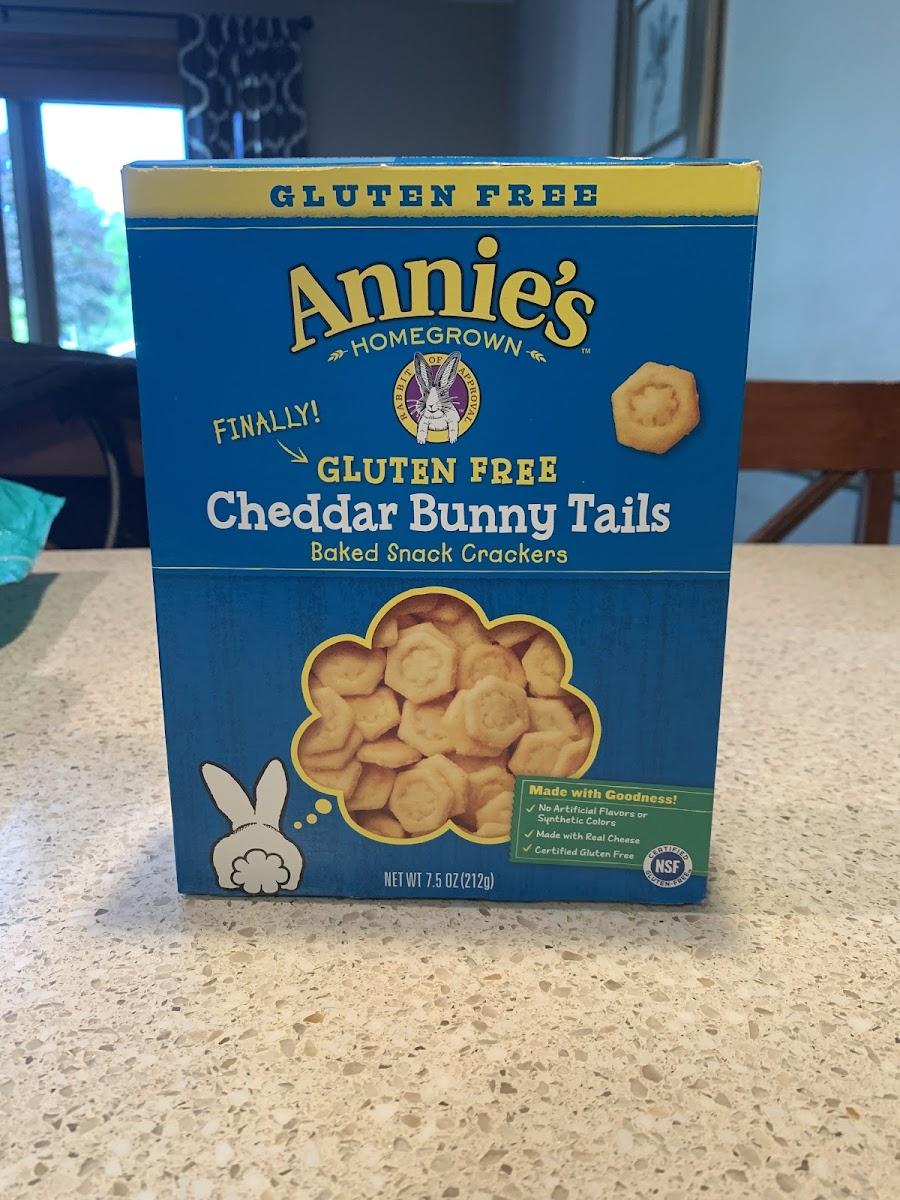 Cheddar Bunny Tails