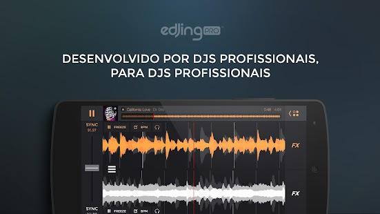 edjing PRO - Mixador de Músicas para Android