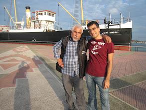 Photo: 5 Kasım 2012 - Aynı pozun babalısı