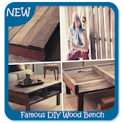 Famous DIY Wood Bench