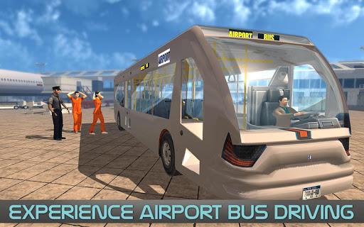 玩免費模擬APP|下載airport bus prison transport app不用錢|硬是要APP