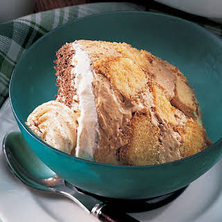 Cappuccino Mousse Trifle.
