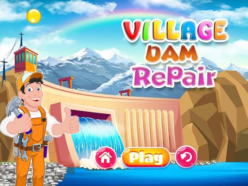 Village Dam Repair: City Building & Construction 1.3 screenshots 1