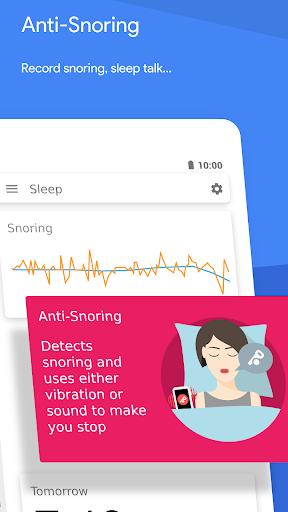 Sleep as Android screenshot 3