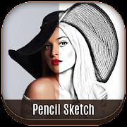 Pencil Photo Sketch : Sketch Drawing Photo Editor