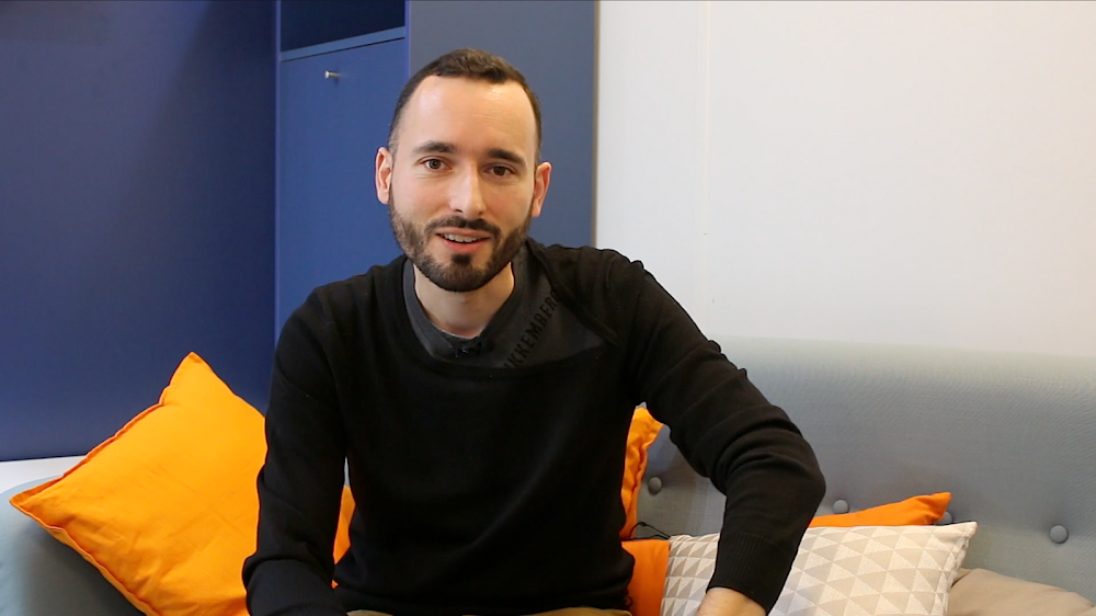 Guillaume BRETIN, Product Owner