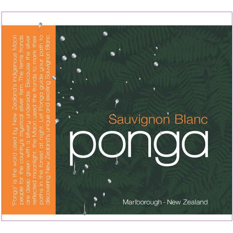 Logo for Ponga Sauvignon Blanc