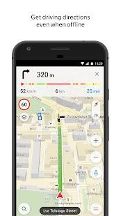 Yandex.Maps - náhled