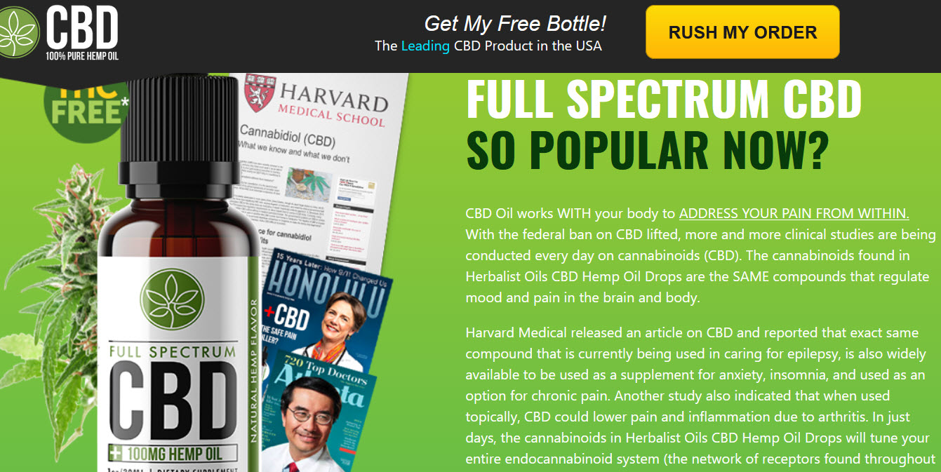 Get Your FREE Dr. Oz' CBD Oil and 15 Covid Helpful Hacks