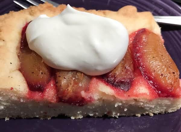 Pflaumenkuchen - Agnes' Plum Cake Recipe