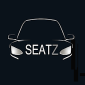 SEATZ rideshare - in an app