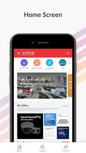 CP Plus Showcase screenshot 1