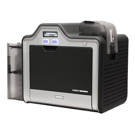 Fargo HDP5000, enkelsidig utskrift