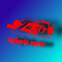 Infinite racer 2D icon