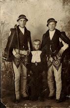 Photo: Budz Jan , NN , Jan Ścisłowicz 1923 rok.