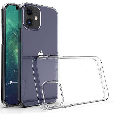 iPhone 12 - Stötdämpande Silikonskal (Floveme)