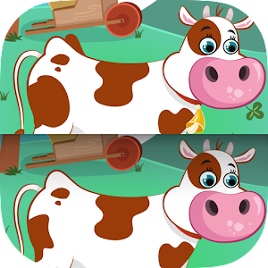 Find the Differences – Animals for PC and MAC
