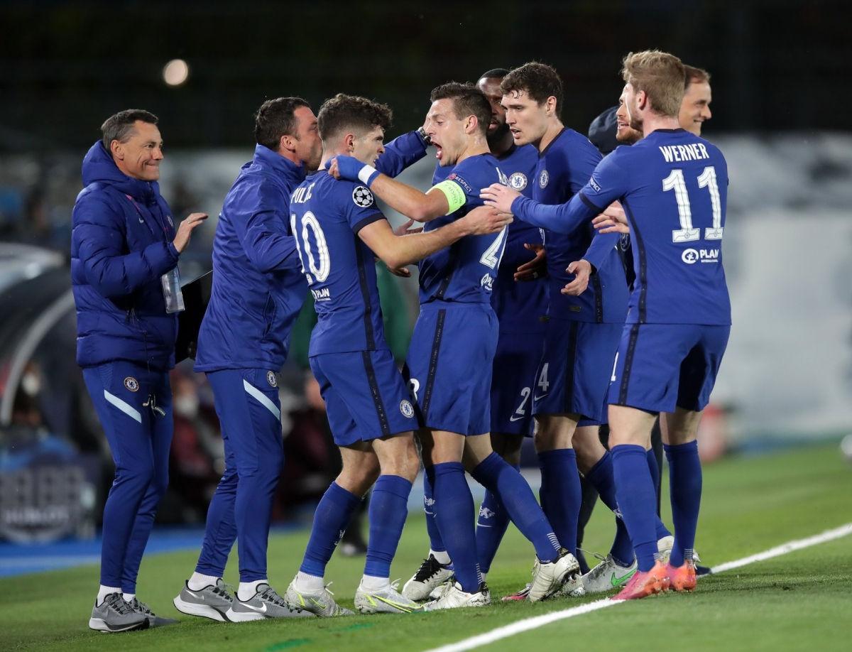 Chelsea đã thi đấu rất xuất sắc trên sân Alfredo Di Stefano