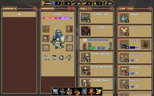 Royal Merchant: Shop Sim RPG 0.860 screenshots 10