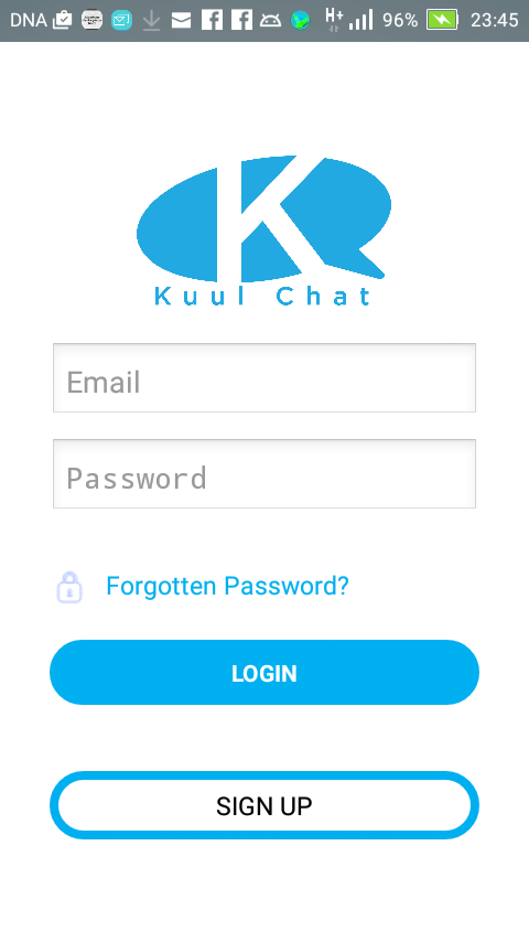 Kuulchat- screenshot