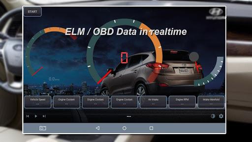 Dacar diagnostic (OBD2 ELM327)  screenshots 9