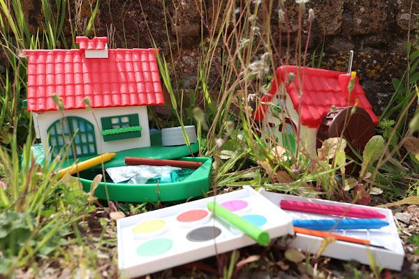 Le case giocattolo  di La_Baini