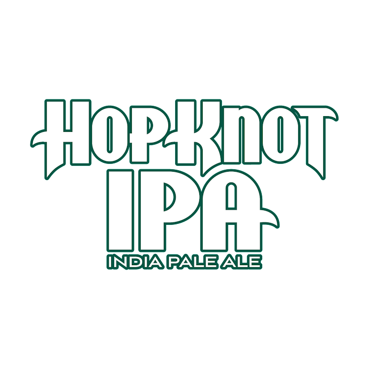 Logo of Four Peaks Hop Knot