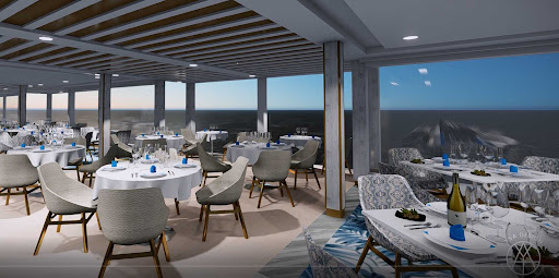 La Veranda offers regional specialties that often reflect the cuisines of the countries called on during your Seven Seas Splendor sailing.