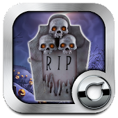Scary Halloween Solo Launcher Theme