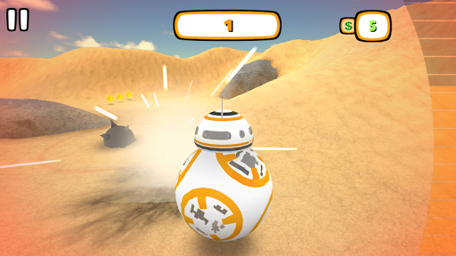 BB8 - The Droid Awakens