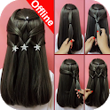 Girls Hairstyles Step By Step 2021 icon
