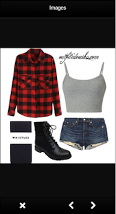 Teen Outfit Ideas- screenshot thumbnail