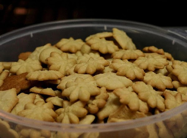 Italian Butter Cookies Recipe