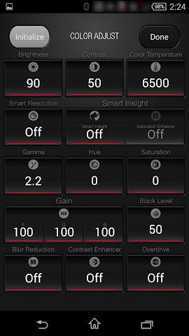 android G-Ignition Mobile Screenshot 1