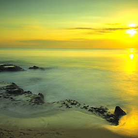 @Pecatu - Bali - Indonesia by Aris Setiarso - Landscapes Sunsets & Sunrises
