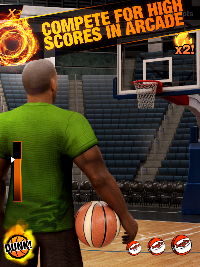 Baller Legends Basketball- screenshot