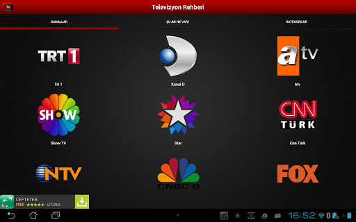 Mobil Canlu0131 Tv 2.4.6 Apk for Android 10